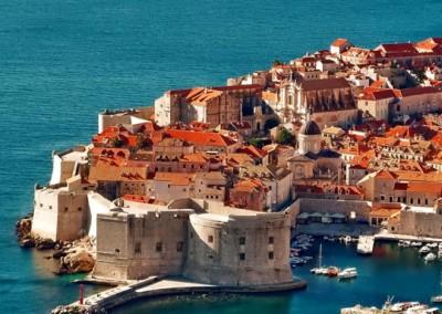 Хърватска приказка по Гергьовден: Русе-Будва-Котор- Тиват-Дубровник- Русе