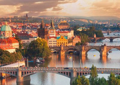 Прага 2018